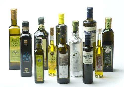 Mediterranean olive oils
