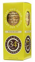 Rosemary Crispbread Cracker by 34 degrees